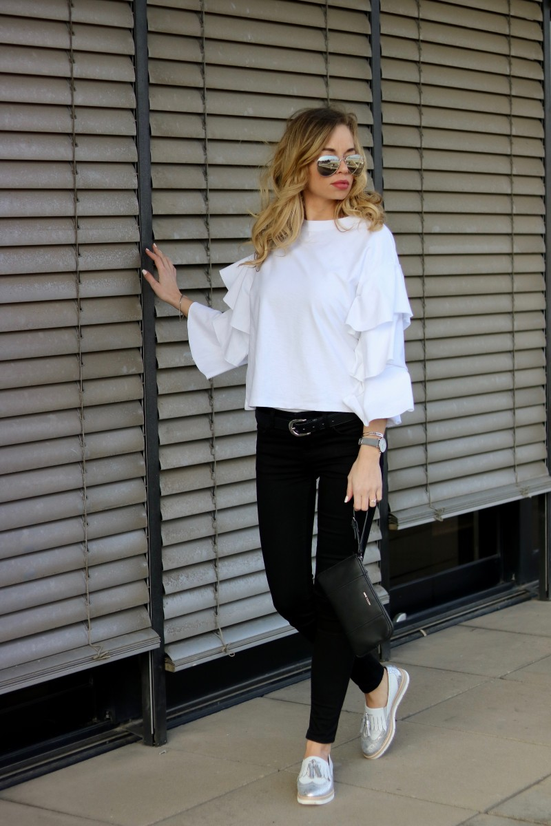 Trend, Outfit, Ruffles