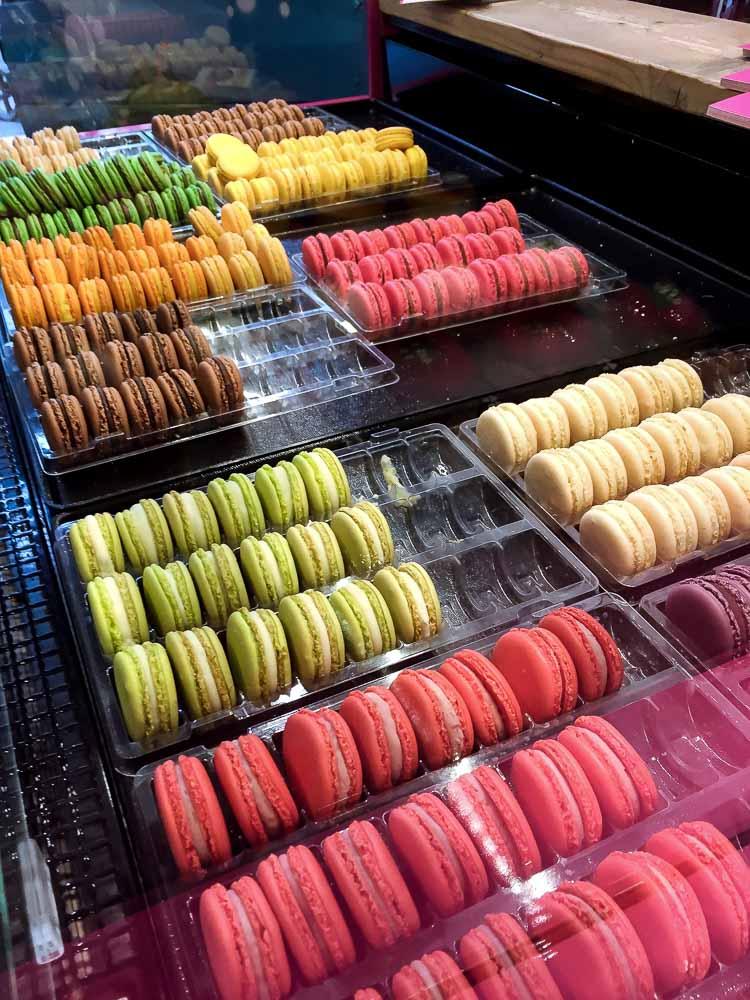 Macarons Törtchen Törtchen Köln