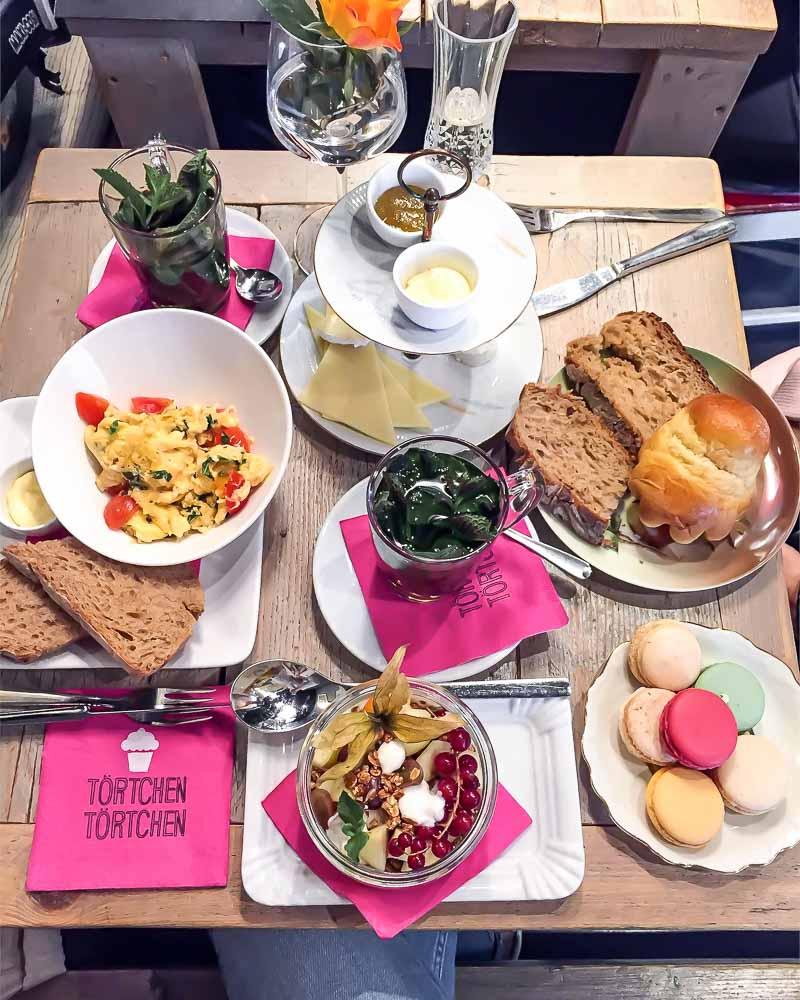 Frühstück, Brunch, Breakfast, Törtchen Törtchen Köln