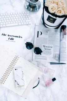 Lightroom Workflow - So bearbeitest du deine Bilder effizient und schnell, Flatlay, Blogger