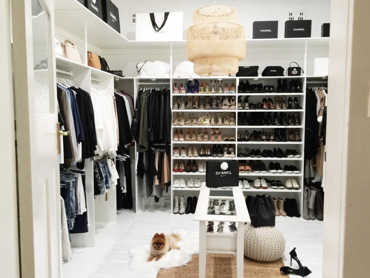 Closet of Miss Gunner