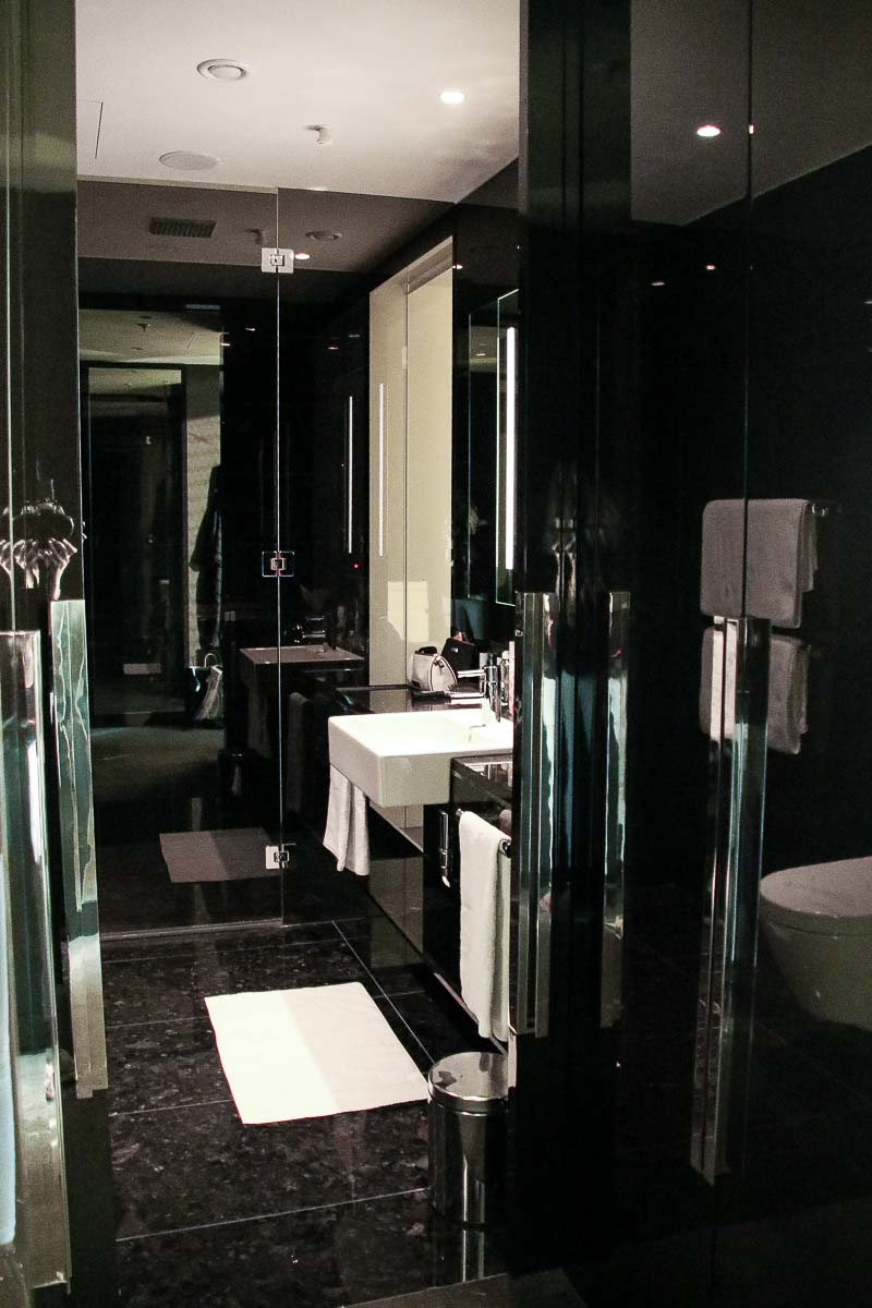Bathroom Melia Vienna