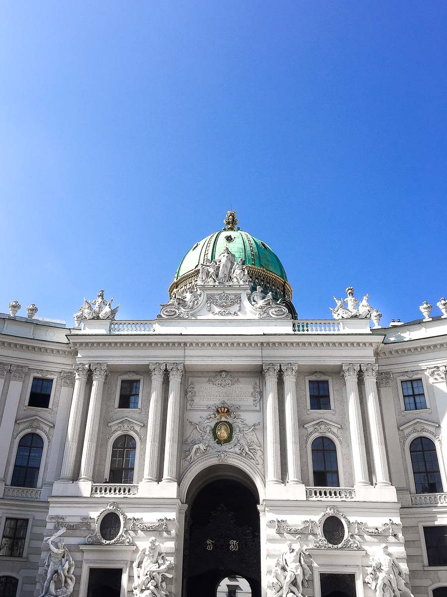 Vienna Travel Guide Hofburg