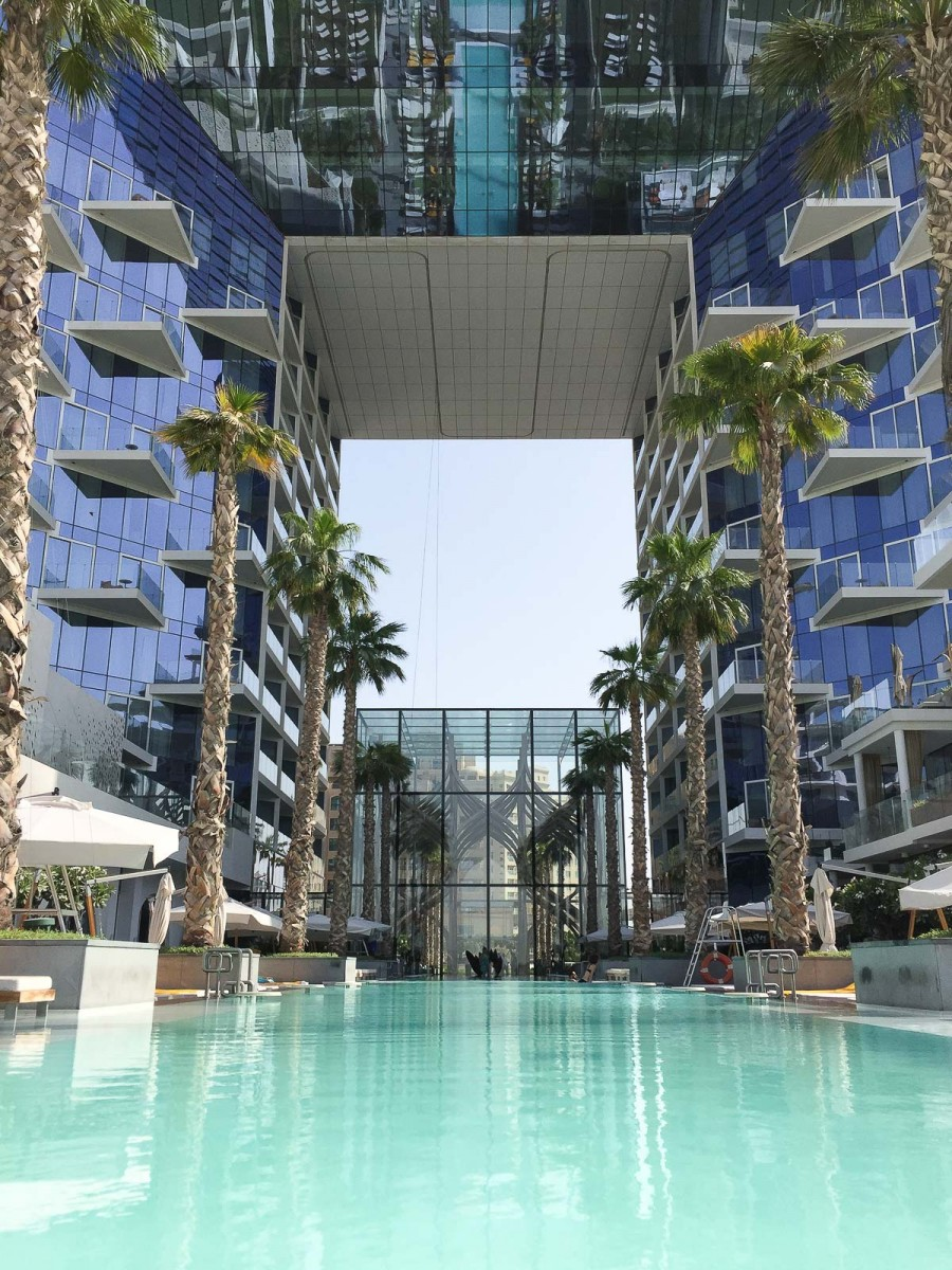 Hotel Review Viceroy FIVE the Palm Dubai-18