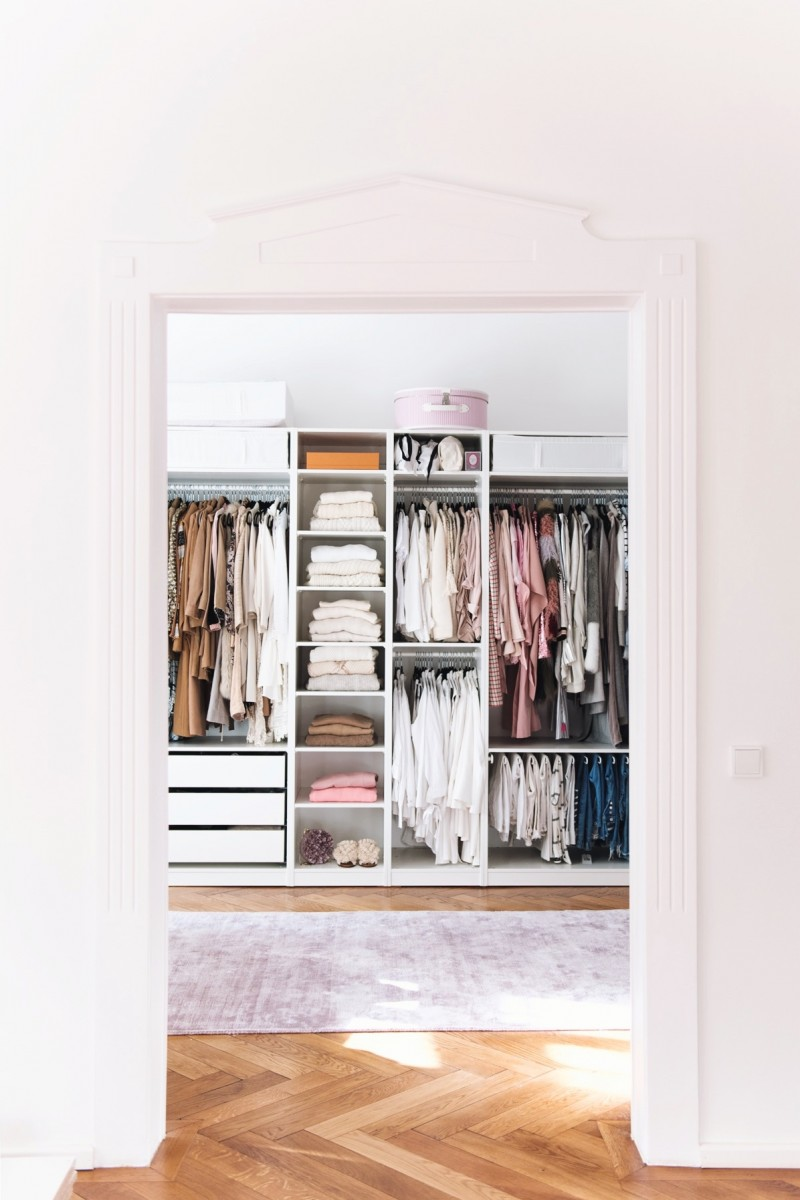 Fashion Blogger Closets (Fashiioncarpet)