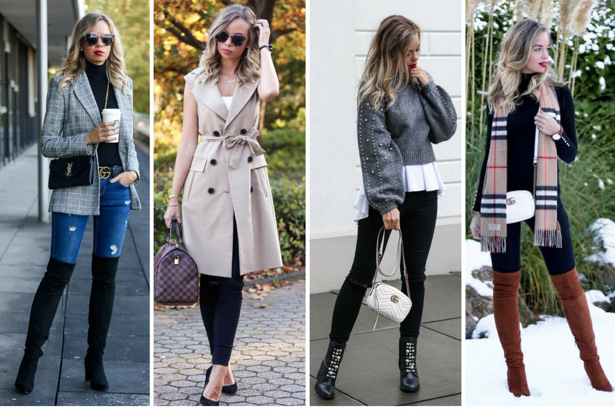 My Philocaly Outfit Round up Oktober - December 2017