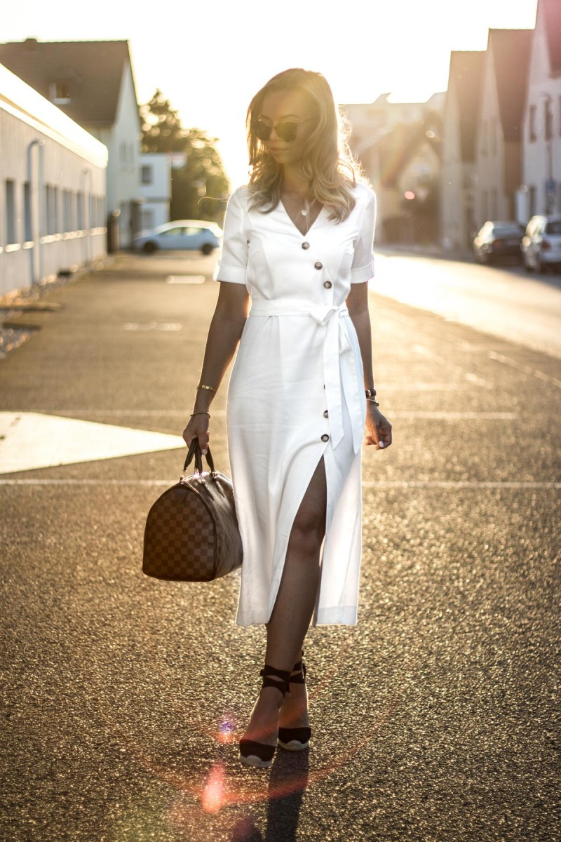 Buro Outfit Ideen Fur Heisse Sommertage My Philocaly Blog